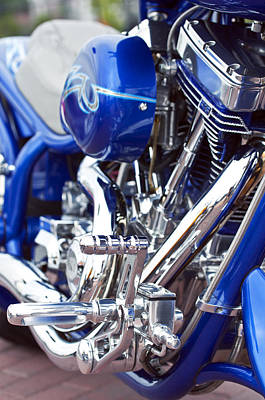 Photograph - 2005 Bourgat Bike Works Fat Daddy 117ci by Glenn Gordon