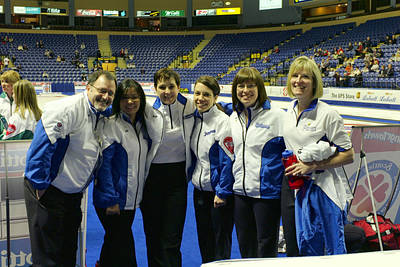 Photograph - 2009 British Columbia Champions by Lawrence Christopher