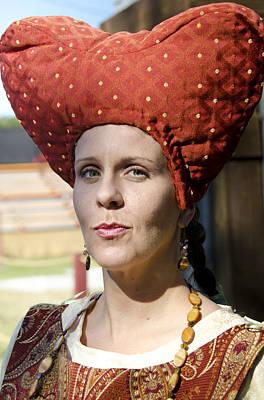 Photograph - 2011 Sarasota Medieval Fair - 02 by Carolyn Marshall