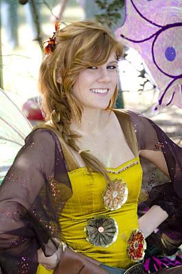 Photograph - 2011 Sarasota Medieval Fair - 04 by Carolyn Marshall