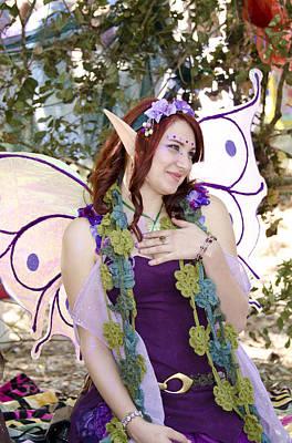 Photograph - 2011 Sarasota Medieval Fair - 05 by Carolyn Marshall