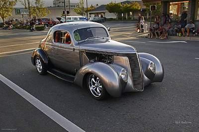 Photograph - 2012 Grants Pass Cruise - My Next Car by Mick Anderson