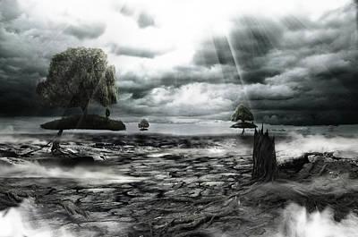 Photograph - Islands by Mariusz Zawadzki