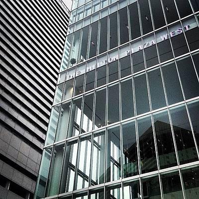 Music Photograph - Building by Akira Mizutani