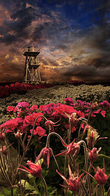 Watertower Photograph - 2258 by Peter Holme III