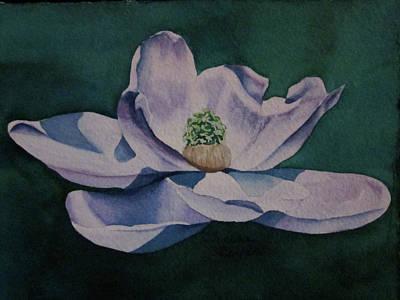 2.29.12 Steel Magnolia Art Print