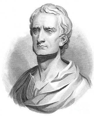 Naturalis Photograph - Isaac Newton, English Polymath by Science Source