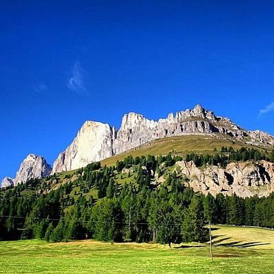 Mountain Wall Art - Photograph - Dolomites by Luisa Azzolini