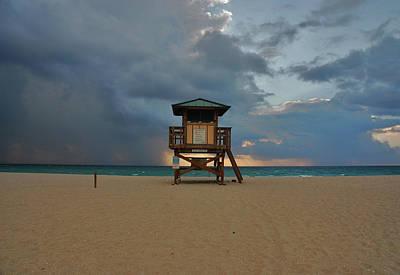 Photograph - 26- Storm Front by Joseph Keane