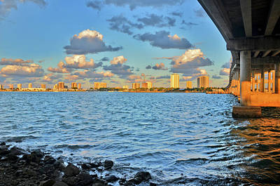 Photograph - 28- Bridges by Joseph Keane