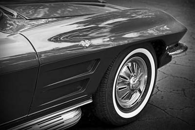 1962 Chevrolet Corvette Original by Gordon Dean II