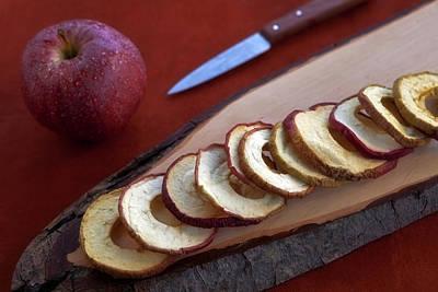 Apple Photograph - Apple Chips by Joana Kruse