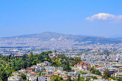 Photograph - Athens Greece by Theodore Jones