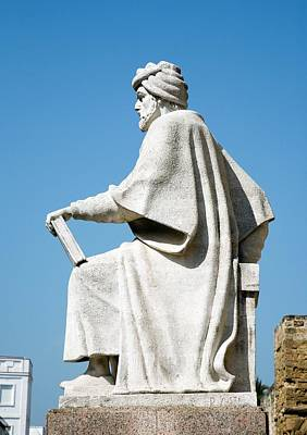 Al Andalus Photograph - Averroes, Islamic Physician by Sheila Terry