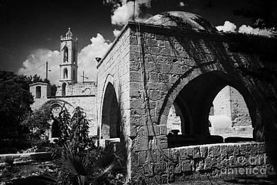 Ayia Napa Monastery Republic Of Cyprus Art Print by Joe Fox