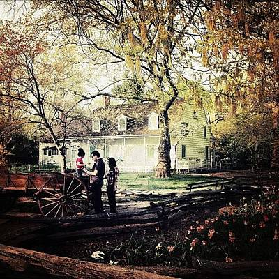 Brooklyn's Pre-colonial Homestead Art Print