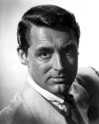 Cary Grant Art Print by Everett