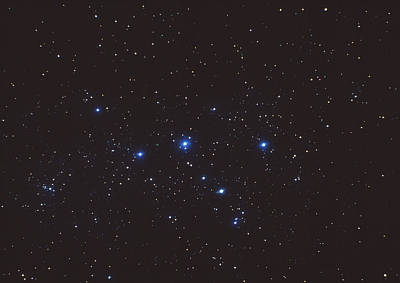 Cassiopeia Constellation Photograph - Cassiopeia Constellation by John Sanford