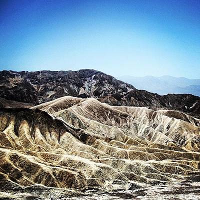 Cool Wall Art - Photograph - Death Valley by Luisa Azzolini