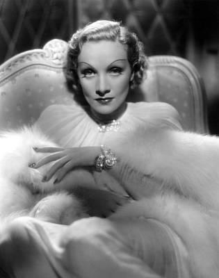 Desire, Marlene Dietrich, 1936 Art Print