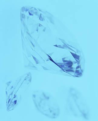 Diamonds Art Print by Lawrence Lawry