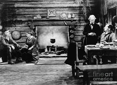 Wark Photograph - Film Still: Abraham Lincoln by Granger