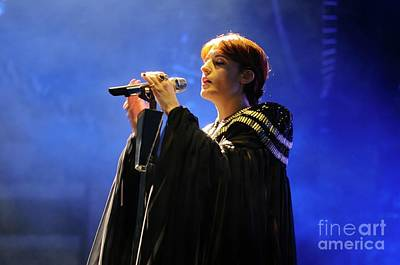 Florence And The Machine Art Print