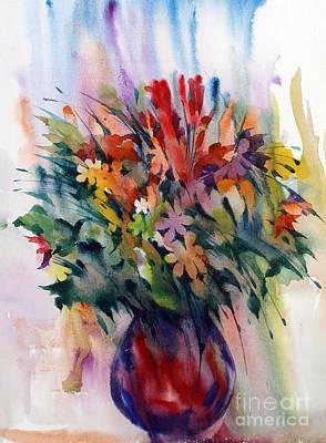 Painting - Flowers by Natalia Eremeyeva Duarte