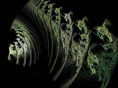 Foliage Art Print by Michele Caporaso