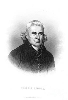 Francis Asbury (1745-1816) Art Print by Granger