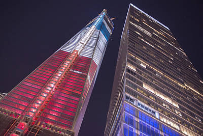 Photograph - Freedom Tower by Theodore Jones