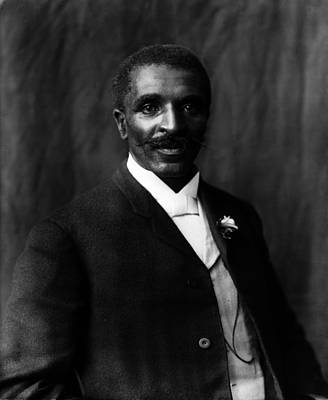 George Washington Carver Photograph - George Washington Carver 1864-1943 by Everett