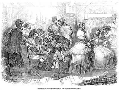 Germany: Revolution, 1848 Art Print
