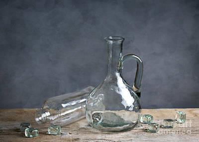 Multiple Photograph - Glass by Nailia Schwarz