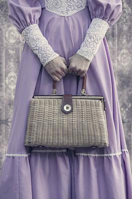Handbag Art Print by Joana Kruse