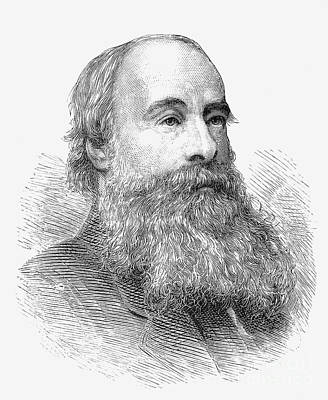 James Prescott Joule Art Print