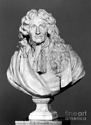 Jean De La Fontaine Art Print by Granger