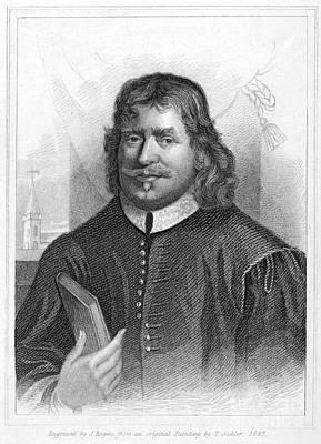 John Bunyan (1628-1688) Art Print by Granger