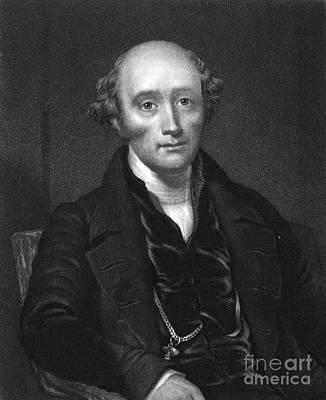 Photograph - John Croker (1780-1857) by Granger