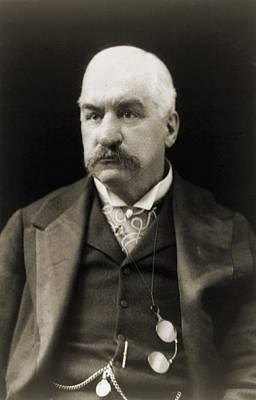 John Pierpont Morgan 1837-1913 Print by Everett