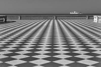 Ligurian Sea Photograph - Livorno by Joana Kruse