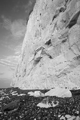 Ethereal - Morning at the White Cliffs of Dover by Ian Middleton