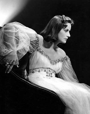 Ninotchka, Greta Garbo, Portrait Art Print by Everett