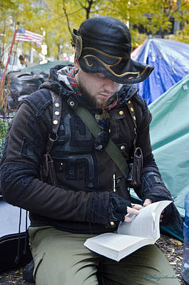 Occupy Art Print