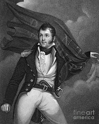 Wesley Jarvis Photograph - Oliver Hazard Perry by Granger