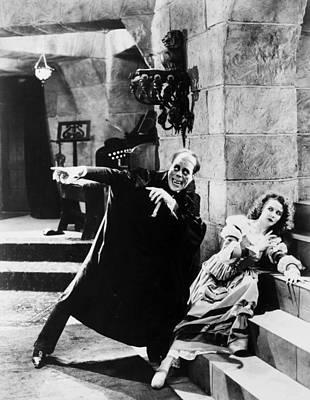 Phantom Of The Opera, 1925 Art Print
