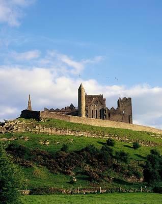 Rock Of Cashel, Co Tipperary, Ireland Art Print