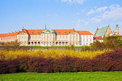 Royal Castle In Warsaw Art Print by Artur Bogacki