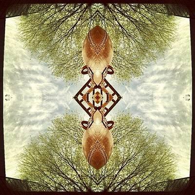 Scifi Photograph - #scifi #symmetry #picoftheday by Nicolas Marois
