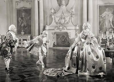 Silent Film Still: Costumes Art Print